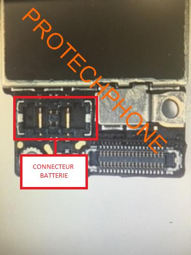 problème iphone 6