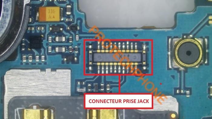 Connecteur prise jack 1