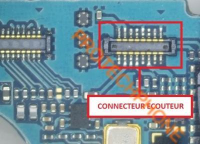 CONNECTEUR ECOUTEUR/PROXY SAMSUNG S4 I9505