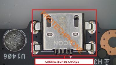 CONNECTEUR CHARGE ASUS TABLETTE