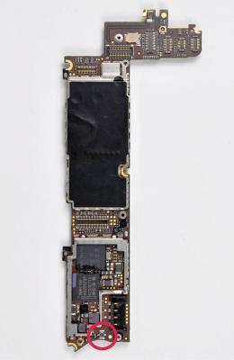 CONNECTEUR ANTENNE RESEAU iphone 4