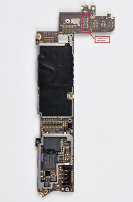 CONNECTEUR AFFICHEUR iphone 4