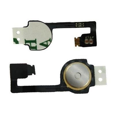 Nappe home flex bouton iphone 4 piece detachee