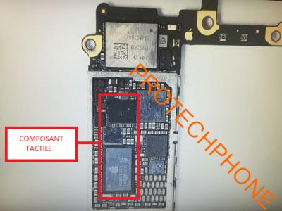 TACTILE ECRAN iPhone 6