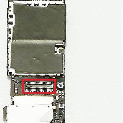 CONNECTEUR NAPPE DE CHARGE iphone 4S