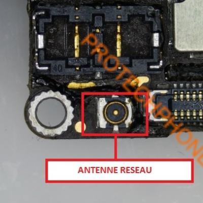 CONNECTEUR ANTENNE RESEAU iPhone 6 S