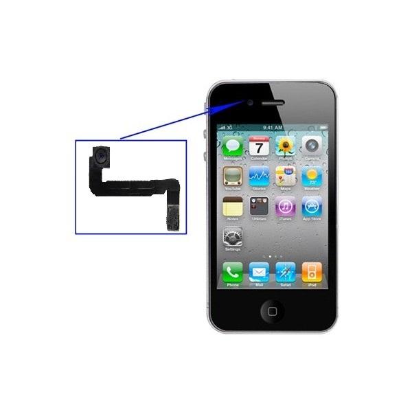 Appareil photo avant iphone 4s