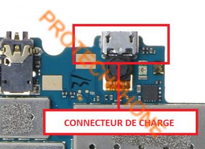 Connecteur De Charge Wiko Lenny