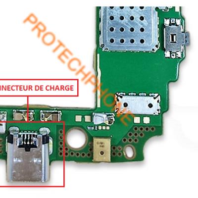 CONNECTEUR DE CHARGE NOKIA 520