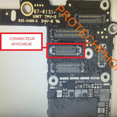 CONNECTEUR AFFICHEUR iPhone 6