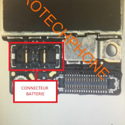 CONNECTEUR BATTERIE iPhone 6