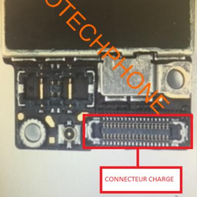 CONNECTEUR NAPPE DE CHARGE iPhone 6