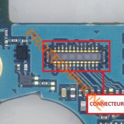 CONNECTEUR CAMERA AVANT S4 I9505