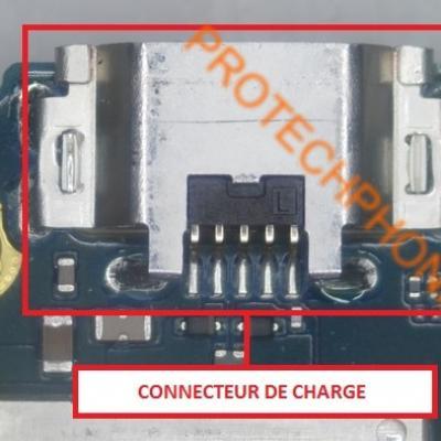 CONNECTEUR DE CHARGE XPERIA Z3