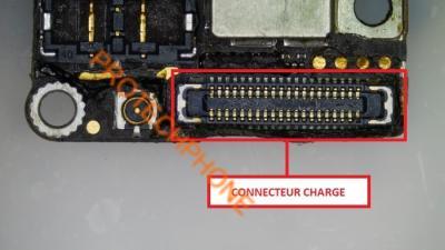 CONNECTEUR NAPPE DE CHARGE iPhone 6 S
