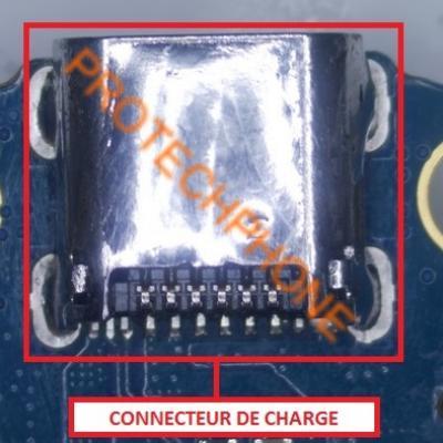Connecteur de charge Tab 3 T210