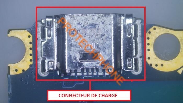 Connecteur de charge samsung j5