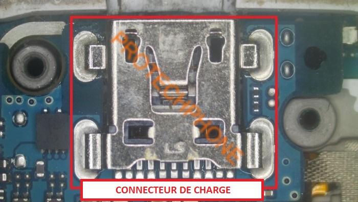Connecteur lg g3