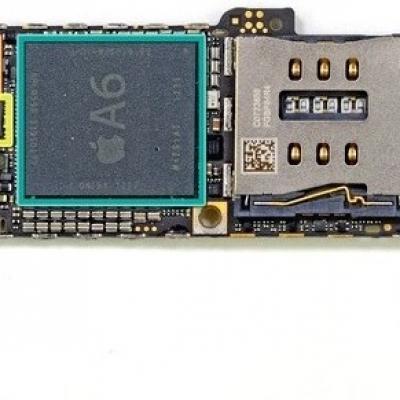CONNECTEUR NAPPE DE CHARGE iphone 5
