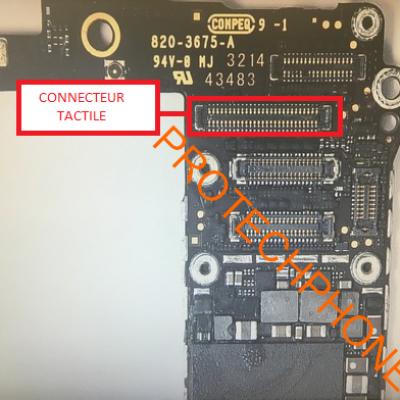 CONNECTEUR TACTILE iPhone 6 PLUS