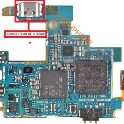 CONNECTEUR DE CHARGE I9000