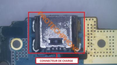 CONNECTEUR DE CHARGE GT-I9060