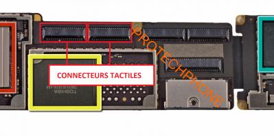 CONNECTEUR TACTILE ipad 3
