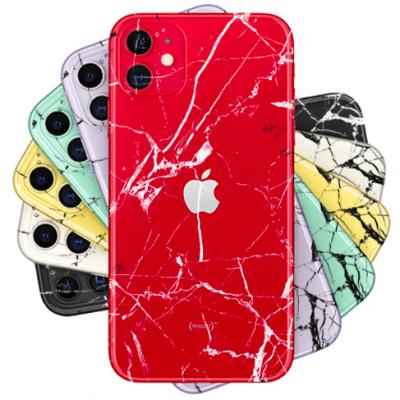 Réparation de la vitre arrière iPhone 11