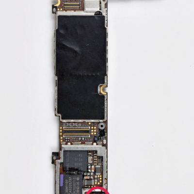 CONNECTEUR BATTERIE iphone 4