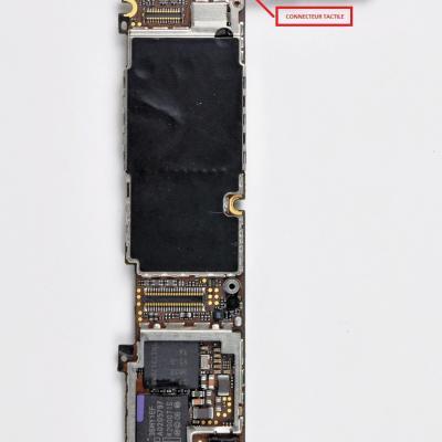 CONNECTEUR TACTILE iphone 4