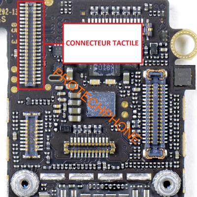 CONNECTEUR TACTILE iphone 5S
