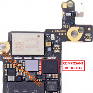 Iphone5s tactile