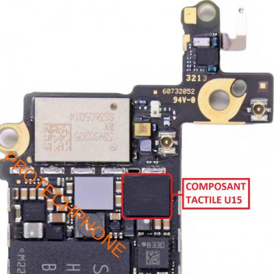 TACTILE ECRAN iphone 5S