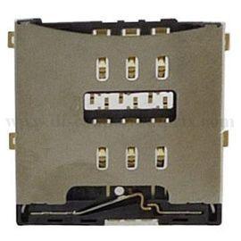 Lecteur connecteur de carte sim iphone 4 889297550 ml