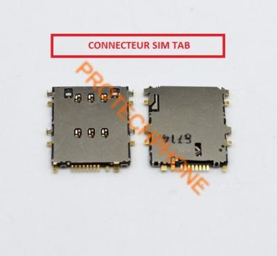 Connecteur Sim Samsung Galaxy Tab 3