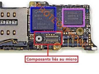 MICRO iphone 5