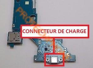 Connecteur de charge Samsung Tab 3 7 pouces