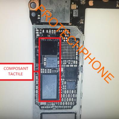 Réparation du tactile écran iPhone 6 PLUS