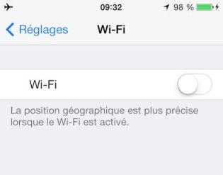 MODULE Wi-Fi iphone 4