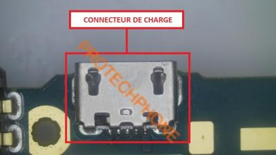 Connecteur De Charge Wiko Lenny 2